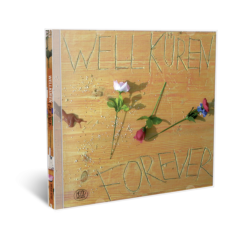 Wellküren - Forever - CD