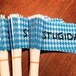 STUGIDA FAHNE Stubenmusik gegen die Idiotisierung des Abendlandes