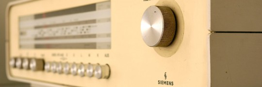 Wellküren im Radio