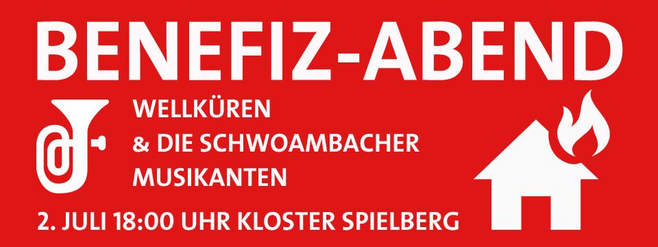 Benefiz-Abend Oberschweinbach 2.7.2017