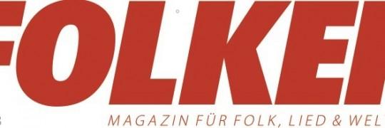 FOLKER - das Magazin für Folk, Lied und Weltmusik